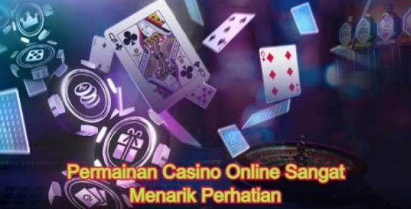 Permainan Casino Yang Menarik